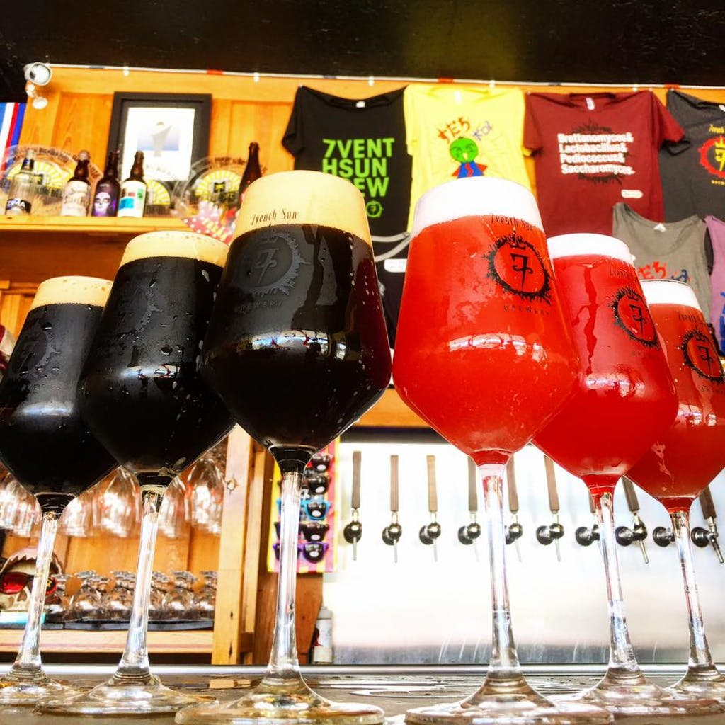 7venth Sun Brewery - Dunedin Tasting Room