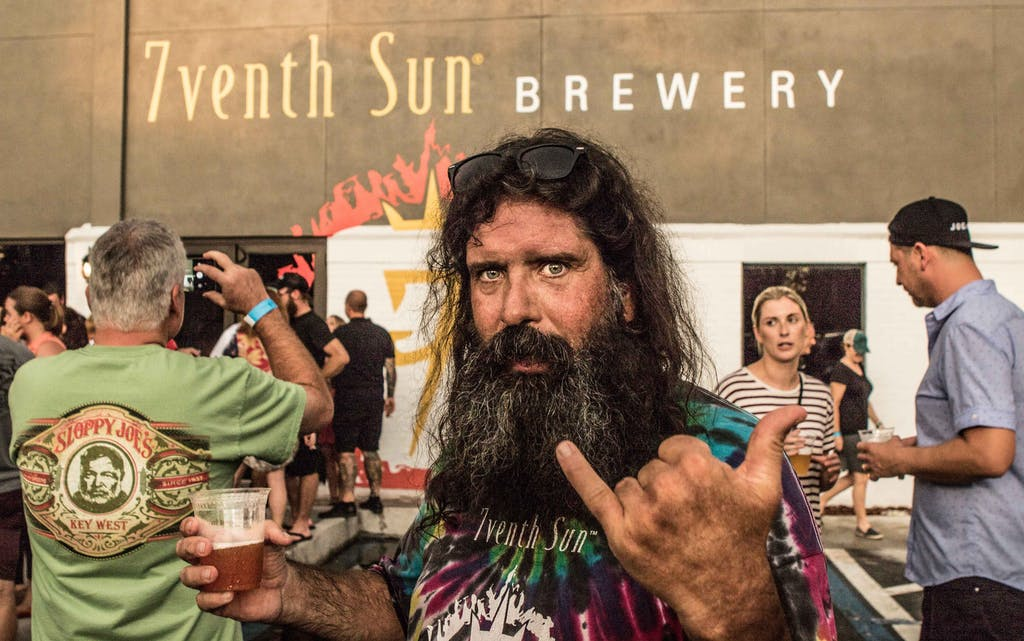 7venth Sun Brewery - Tampa grand opening